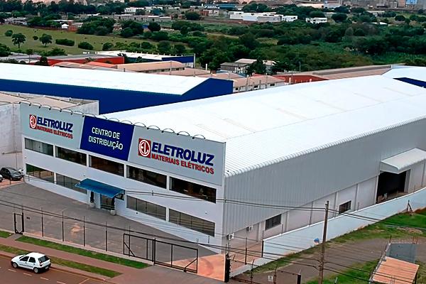 Centro de Distribuição Eletroluz