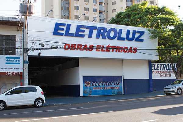 Eletroluz Obras Elétricas