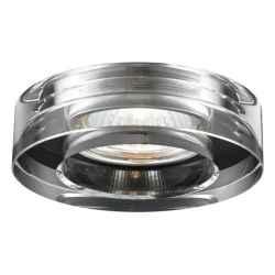 Spot Embutir MR16 Cristal SE007/110GY Mais Luz