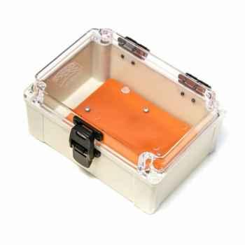 Caixa Pvc Schuh 20X14X9 Transparente com Dobra  211501