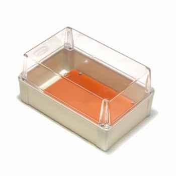 Caixa Pvc Schuh 28X18X14 Transparente 20.15.06