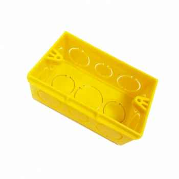Caixa Tigre 4 X 2 Amarela