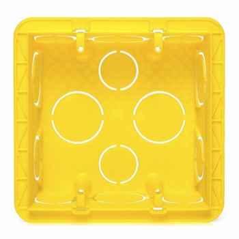 Caixa Tigre 4 X 4 Amarelo