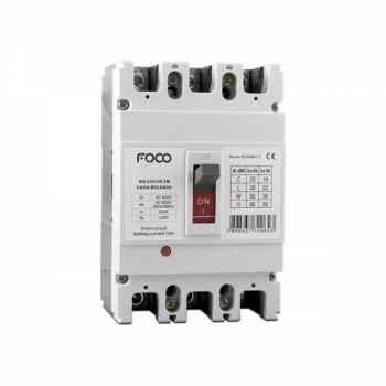 Disjuntor Foco Caixa Moldada 3X150A   F150