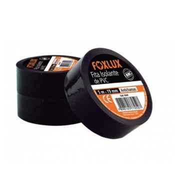 Fita Isolante Foxlux 05m Preta