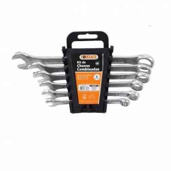Kit Chave Combinada Foxlux 6PC-5309