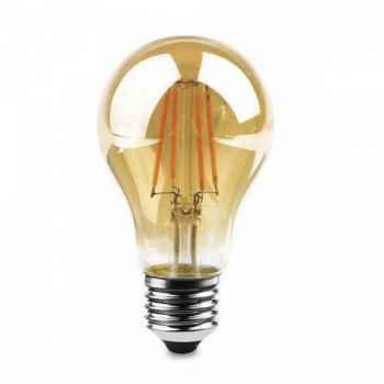Lampada Taschibra Filamento Led Vintage A60 Bulbo Bivolt