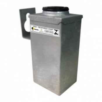 Reator Vapor Sódio Sama c/Base Padrão ABNT 100W