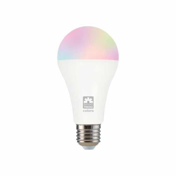 Lâmpada LED Kian Bulbo 11W RGB Smart WIFI