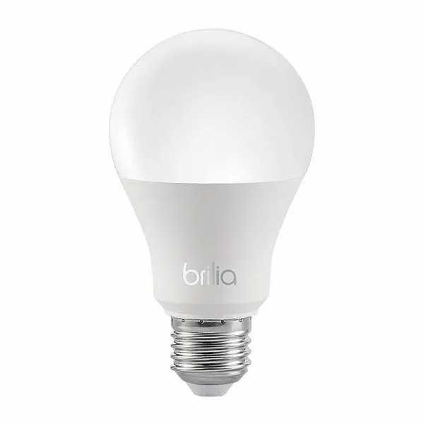 Lâmpada LED Bulbo 09W 6500K Brilia