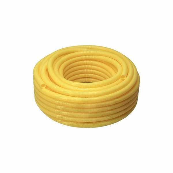 Mangueira Corrugada Cimflex 3/4 Amarela