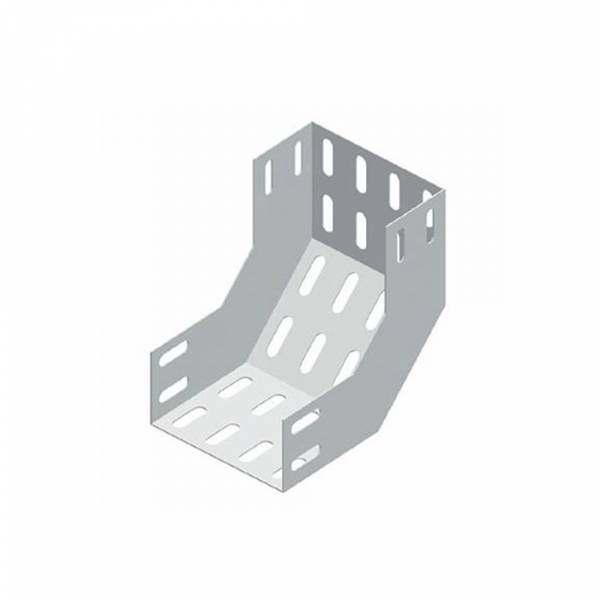 Acessório para Eletrocalha 100 X 100 Curva Vertical Interna 90º