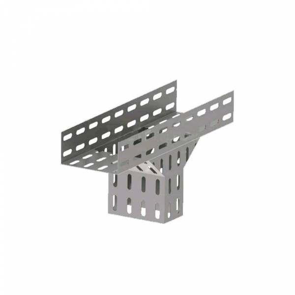 Acessório para Eletrocalha 100 X 50 T Vertical Descida Lateral