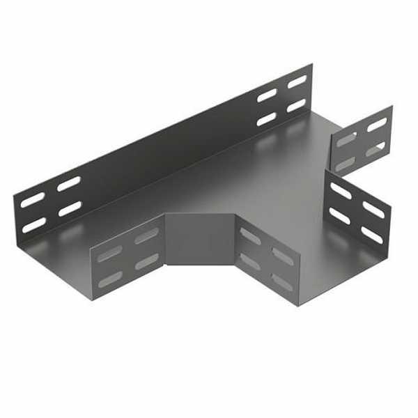 Acessório para eletrocalha 300 X 100 T horizontal 90º
