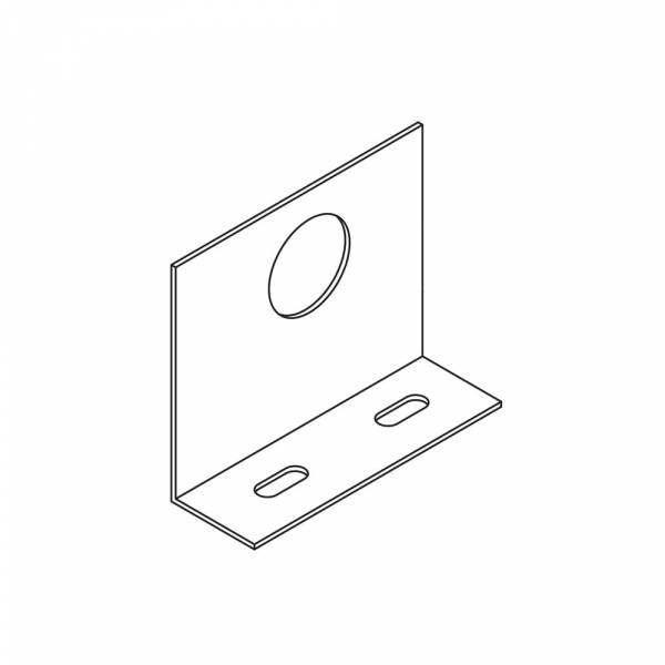 Acessório para Eletrocalha Saída Vertical 3/4
