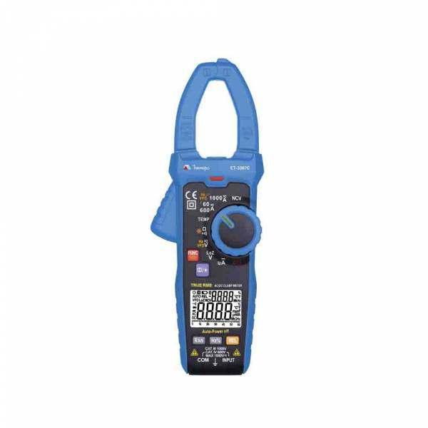 Alicate Amperímetro Digital Minipa ET3367C