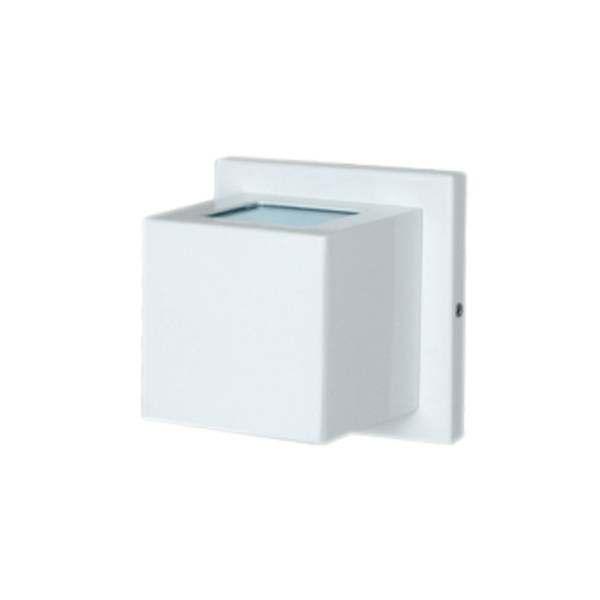 Arandela Real Box 2 Focos Branco 30722