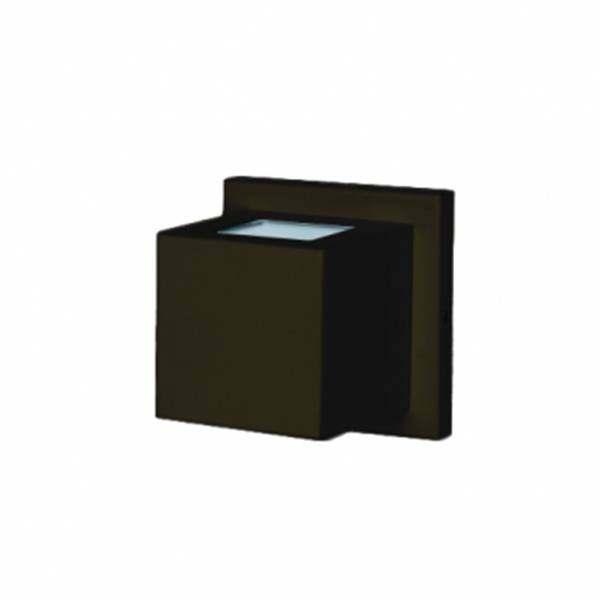 Arandela Real Box 2 Focos Marrom 30722