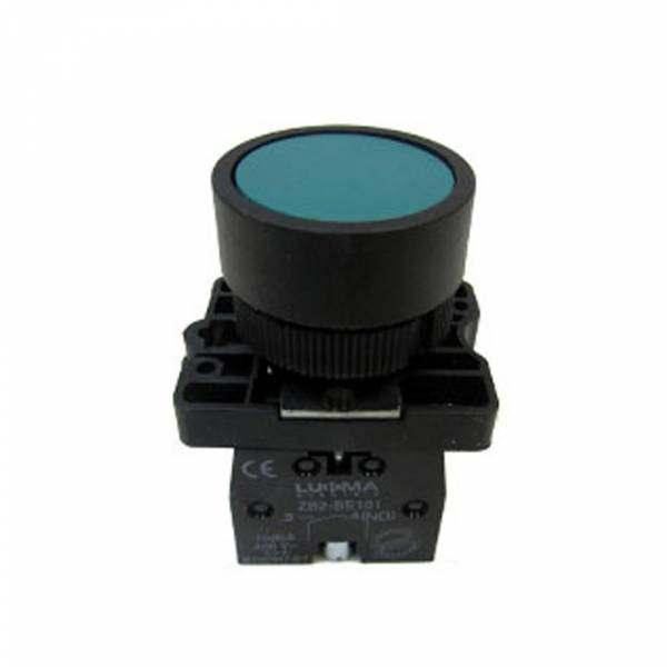 Botão Lukma LK2-EA31 1NA Verde 14009