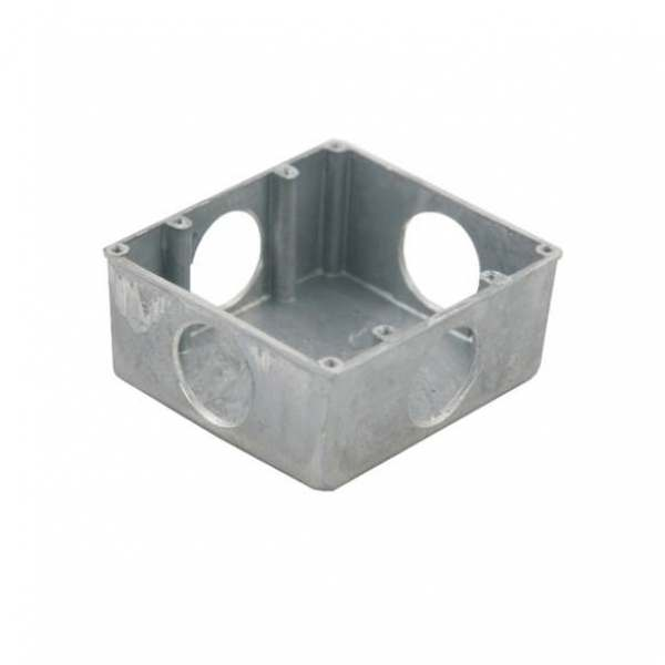 Caixa de Alumínio para Piso 4X4 Baixa    1