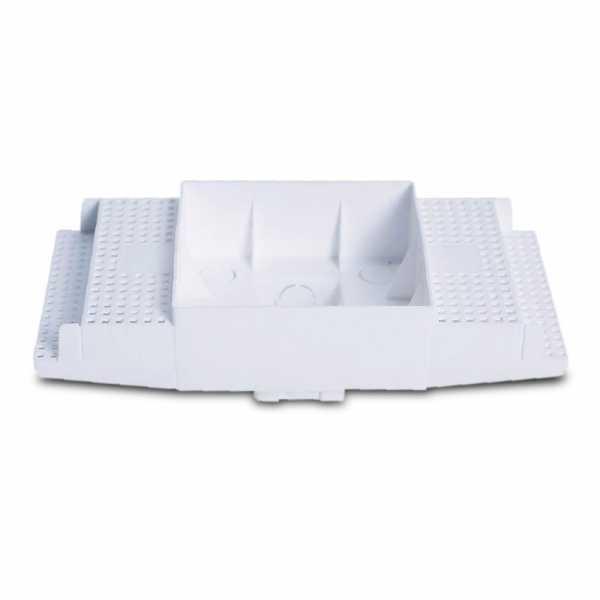 Caixa de Embutir Plasled para Painel de LED 12W