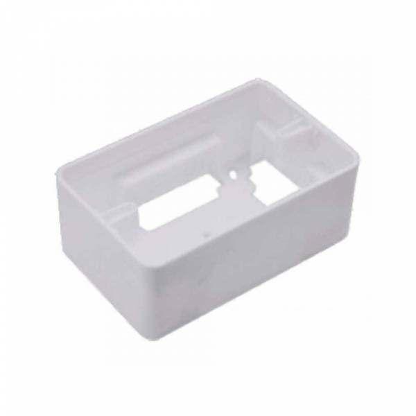 Caixa Ilumi 4 X 2 Sobrepor Branca 62061