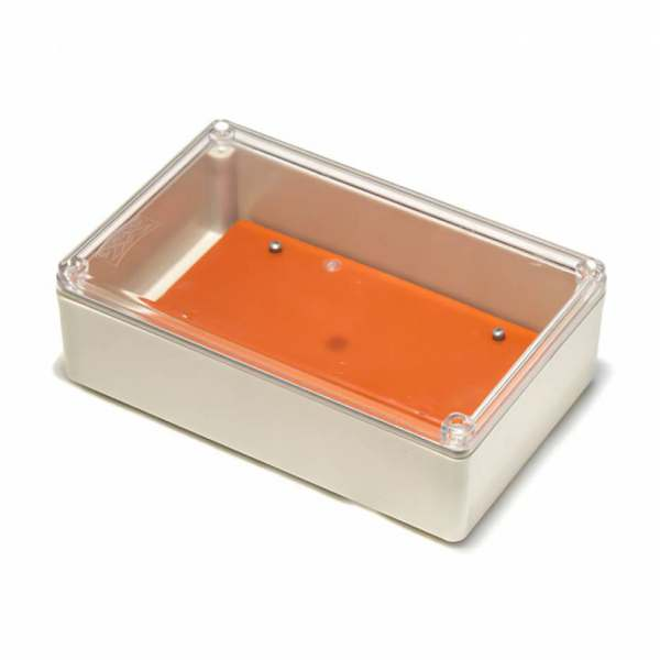 Caixa Pvc Schuh 25X16X8 Transparente 20.15.04
