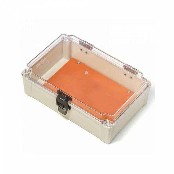 Caixa Pvc Schuh 28X18X09 Transparente 21.15.04