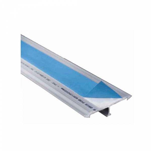 Canaleta para Piso Schneider Dexson 60 X 13 MM 2 Metros Cinza com Fita - DXN10023