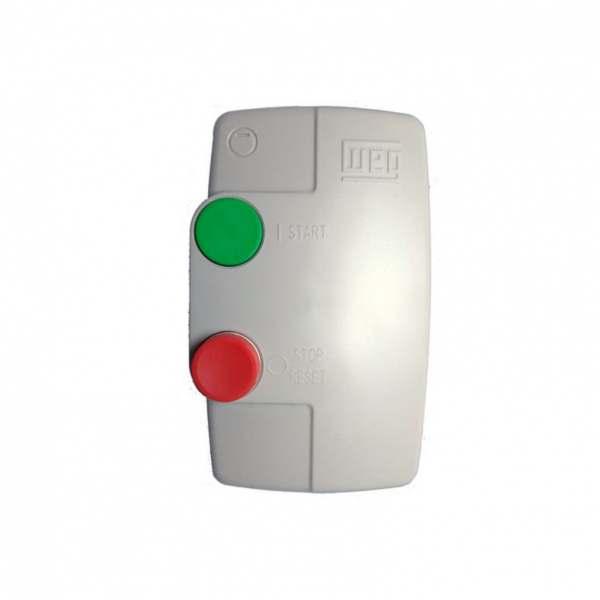 Chave Magnética de Partida Weg 3CV 7/10A   10045777
