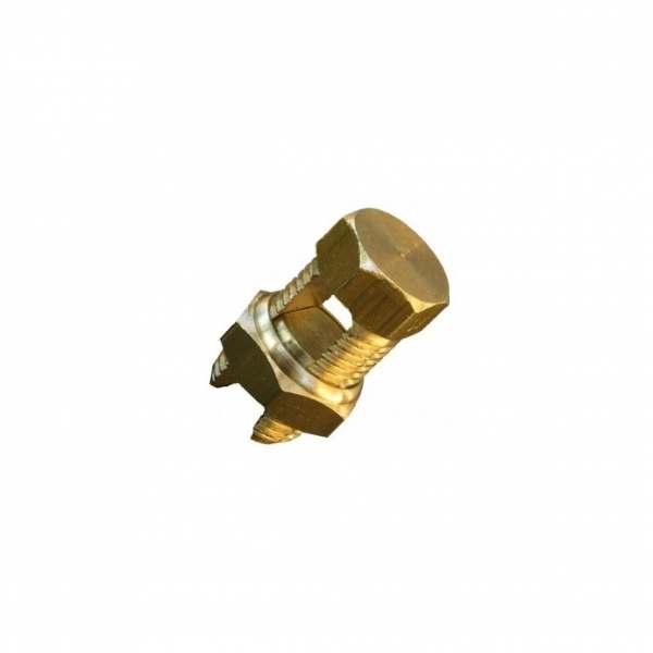 Conector Split Bolt Dourado  95MM