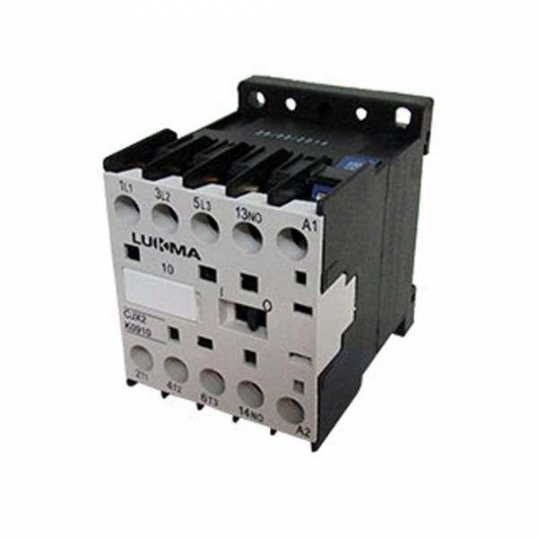 Contator Lukma Mini 09A 220V CJX2-K0910 07003