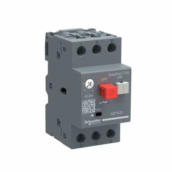 Disjuntor Schneider Motor Termomagnético GZ1E10 4-6 3A