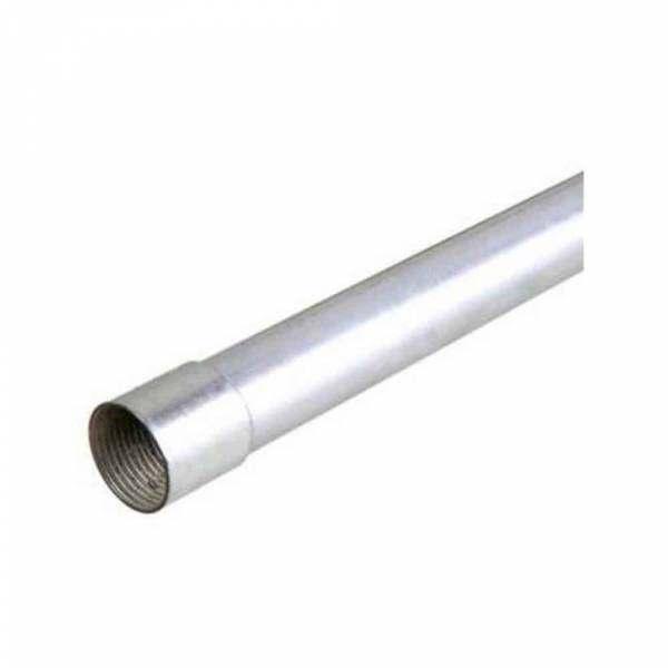 Eletroduto Galvanizado Leve 3/4Tampa Cinza 3MT
