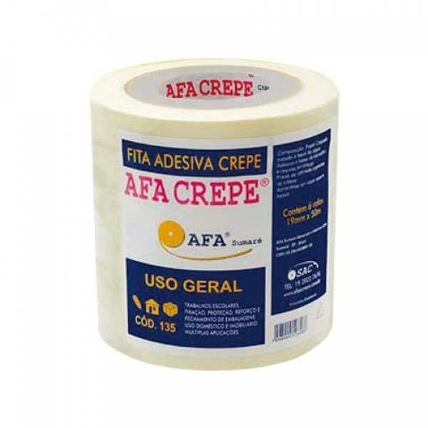 Fita Crepe AFA 24mm  40m