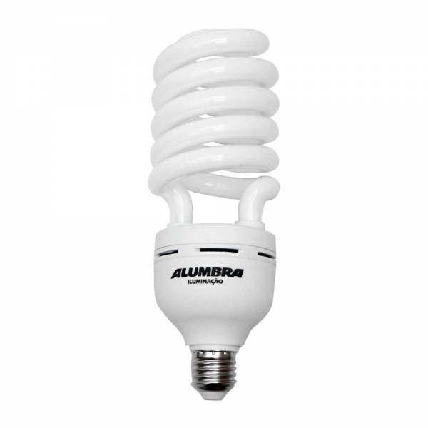 Lampada Alumbra Eletrônica Espiral 85W 220V 6500K  E-27