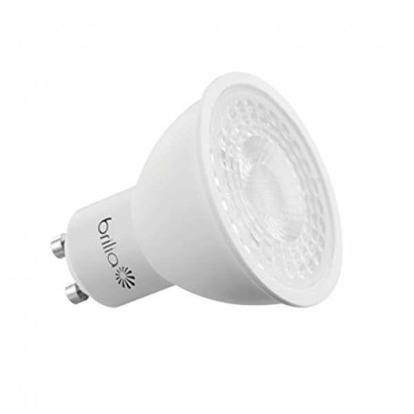 Lampada Brilia LED GU10 4W 3000K Bivolt 435458/435502