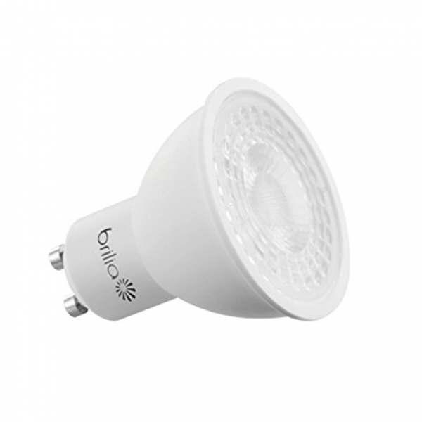 Lampada Brilia Led GU10 6,5W 3000K Bivolt 435427