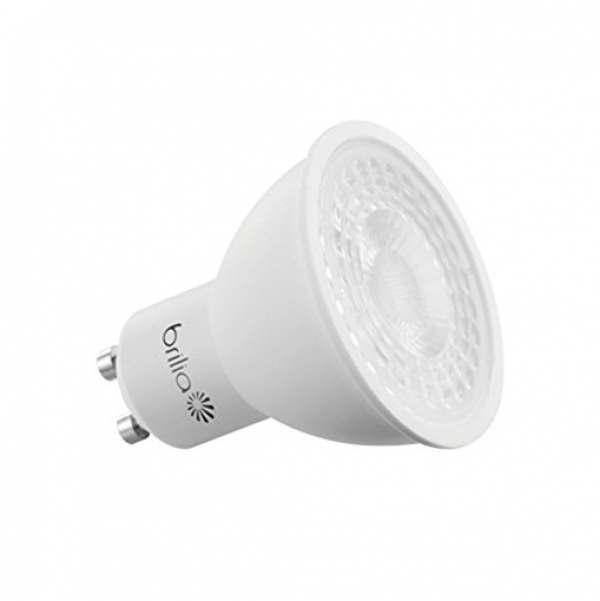 Lampada Brilia Led GU10 6,5W 6500K Bivolt  435557