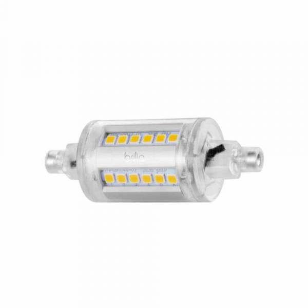 Lâmpada Brilia LED R7S 5W 3000K Bivolt