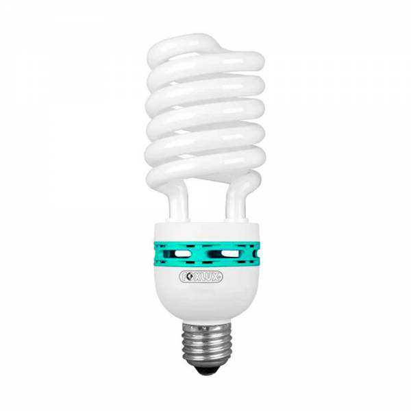 Lampada Foxlux Eletrônica Espiral 85W 220V E27 6400K EB8527