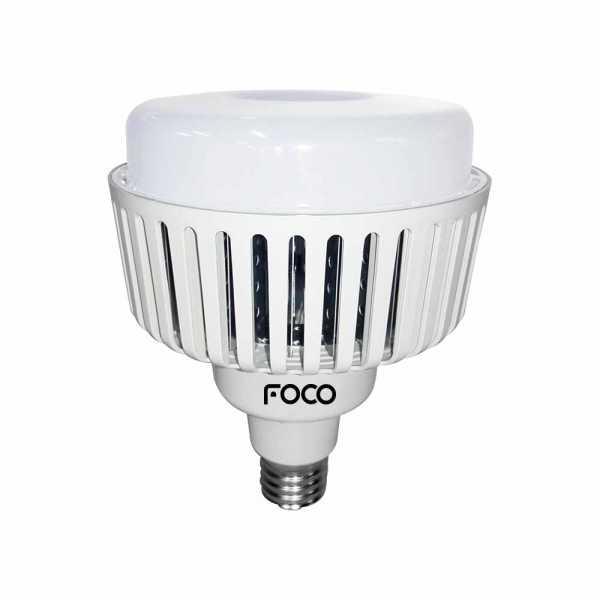 Lampada Led Foco Alta Potência 62W 6500K 5580LM E27
