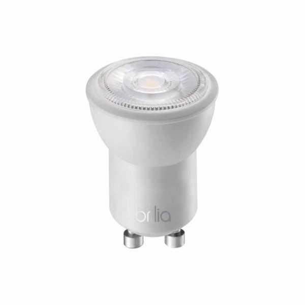 Lampada Led GU10 Mini MR11 3,5W 2700K Bivolt Brilia