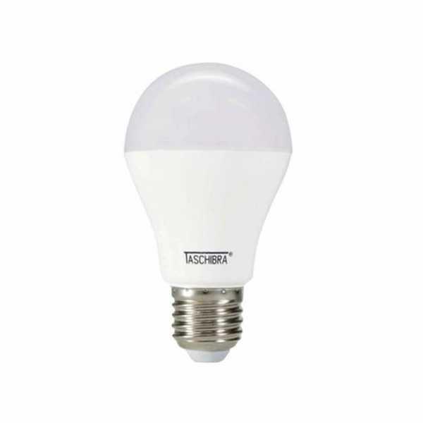 Lâmpada LED Bulbo 09w 3000k Taschibra