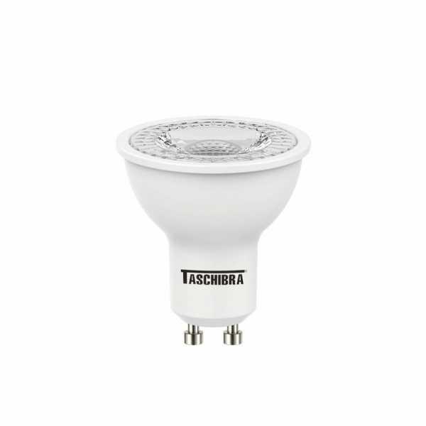 Lampada Led Taschibra GU10 4,9W 3000K  TLD35 Bivolt