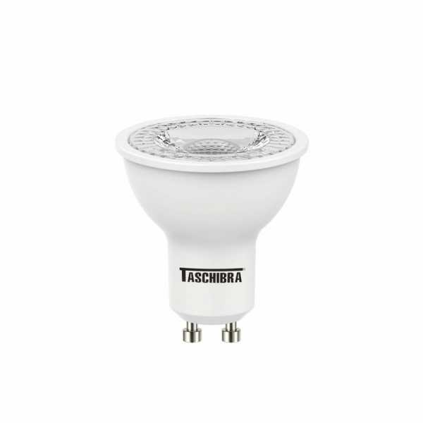 Lampada Led Taschibra GU10 4,9W 6500K   TLD35 Bivolt