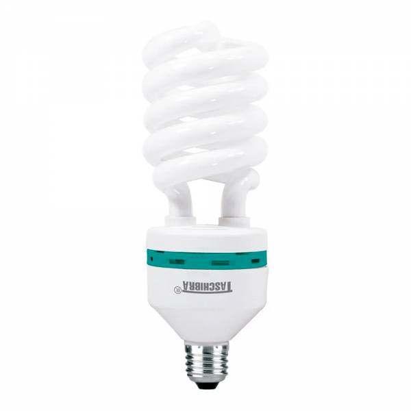Lampada Taschibra Eletrônica Espiral 45W 127V E27
