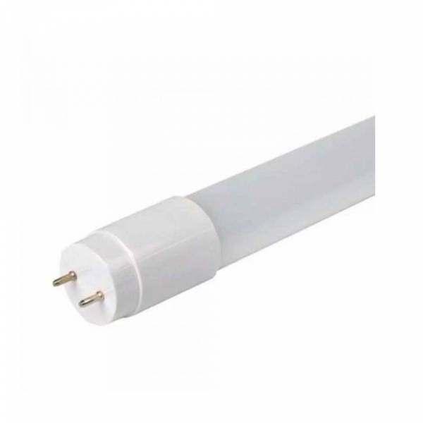 Lampada Taschibra Led Tubular 60CM 9,9W Bivolt 6500K Luz Branca