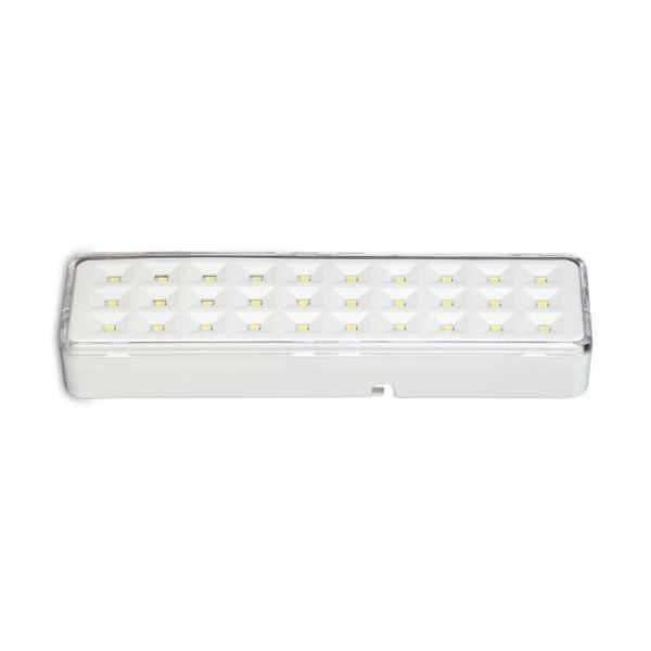 Luminária de Emergência 30 LED Litio Segurimax Bivolt