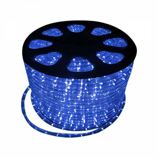 Mangueira luminosa Led Remanci Azul 127 V p/ metro